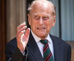 Książę Filip przewieziony do innego szpitala. Nowe informacje o stanie zdrowia