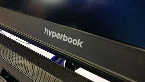 IEM 2019 Hyperbook prezentuje notebooka z grafiką NVIDIA RTX 2080