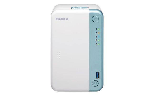 QNAP TS-251D: nowy NAS ze złączem PCIe, fot. materiały prasowe.