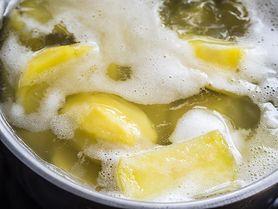 Gotowanie - techniki gotowania potraw, gotowanie jaj i ziemniaków