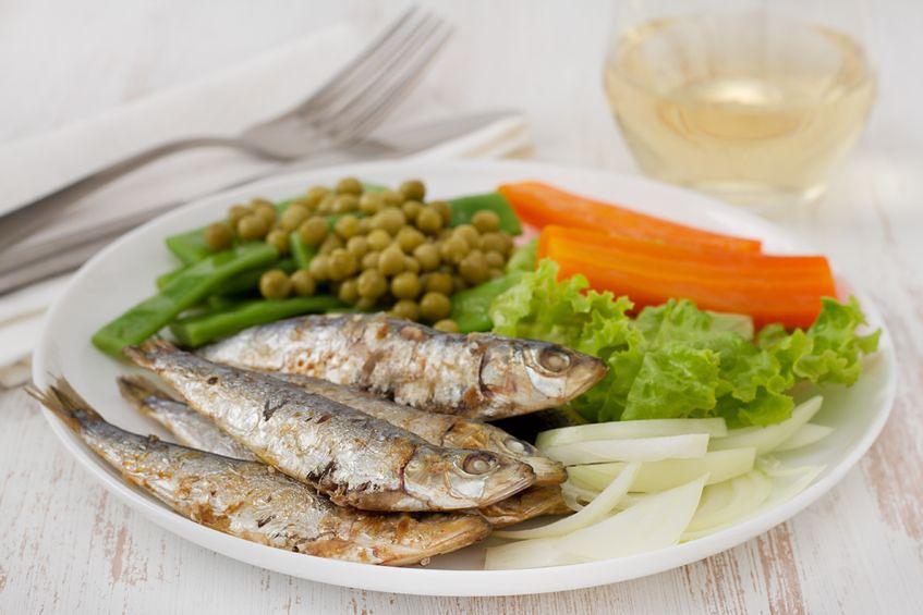 Sardynki to tłuste ryby