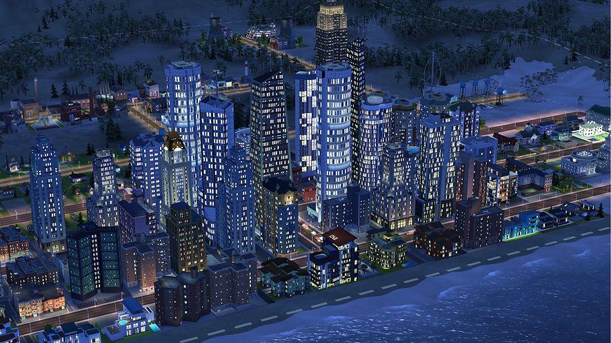 Zapowiedź SimCity na platformy mobilne była tylko kwestią czasu
