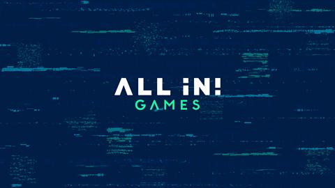 Poznajcie nowego wydawcę - All in! Games