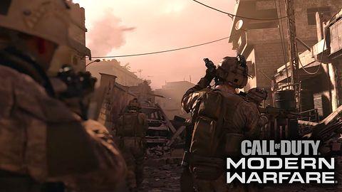 Call of Duty: Modern Warafre nie będzie już przerywać gry po każdym zabójstwie cywila