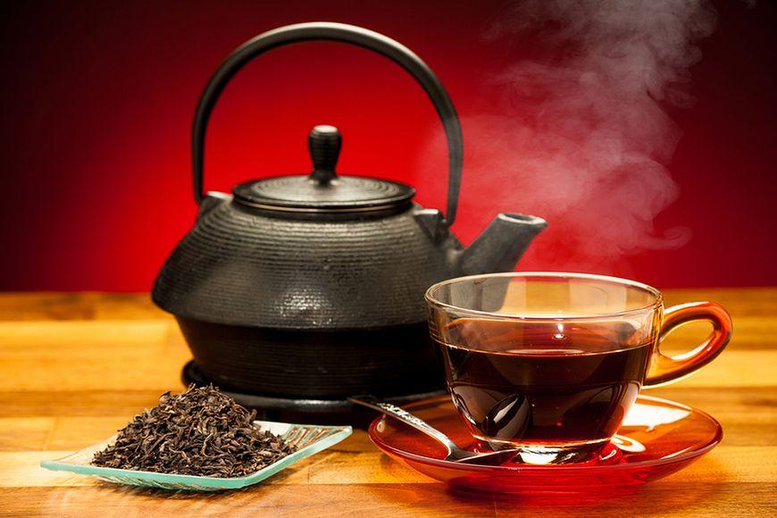 Niesłodzona herbata