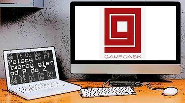 Polscy twórcy gier od A do Z: Gamecask