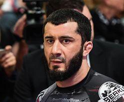 """Mamed Chalidow wraca do walk MMA. """"Groźniejszy niż kiedykolwiek"""""""