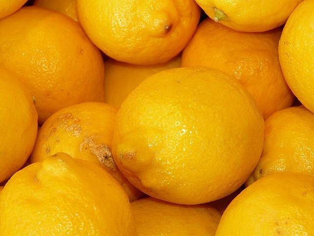 Cytrynowy okład