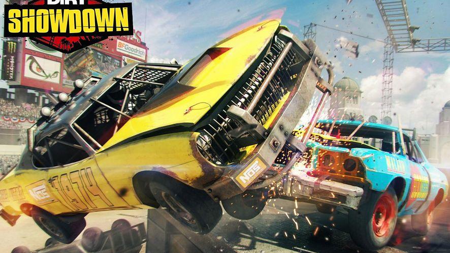 Dirt Showdown z datą premiery i wieloosobowym demem