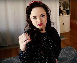 Modelka z zespołem Downa wpływa na postrzeganie piękna