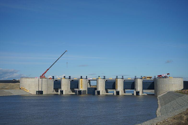 Budowa zbiornika Racibórz Dolny to największa inwestycja przeciwpowodziowa w Polsce
