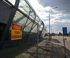 Rozbiórka lotniska w Radomiu dobiega końca. Teraz czas na budowę