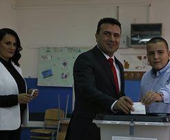 Macedończycy zagłosowali w sprawie zmiany nazwy kraju. Referendum zakończone
