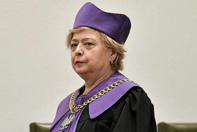 Sąd Najwyższy. Małgorzata Gersdorf reaguje na ruch Mateusza Morawieckiego