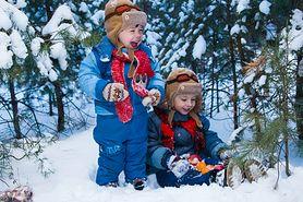 Ubranka dla malucha na zimowe spacery