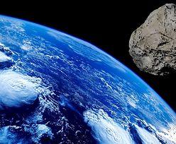 Ogromna asteroida minęła Ziemię w piątek 13. NASA jej nie zauważyła