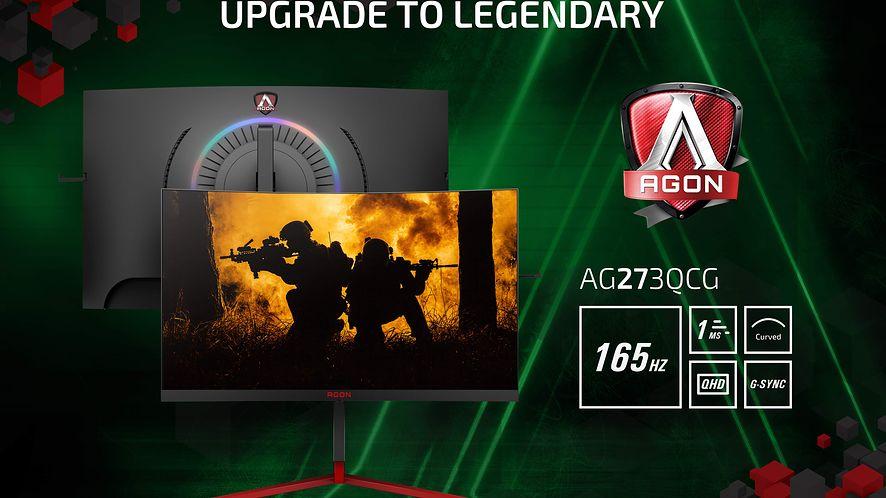 Pierwsze monitory AOC z serii AGON 3 jeszcze w styczniu
