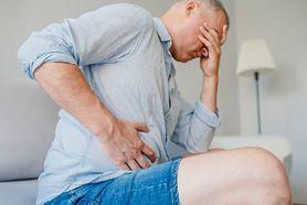 Kolka wątrobowa - objawy i leczenie