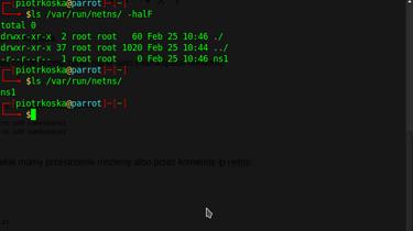 Bash(ujący) w zbożu cz. 3 — namespace