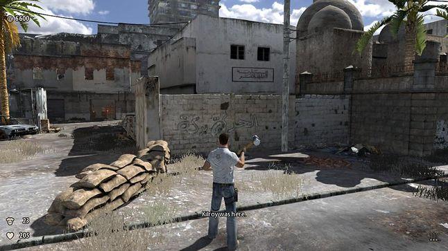 Kilroy w grze Serious Sam 3: BFE