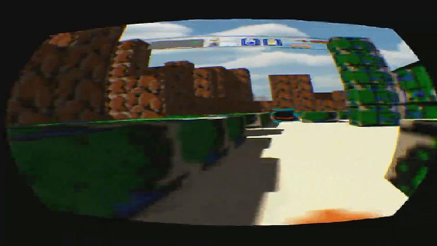 The Legend of Zelda jako gra FPP