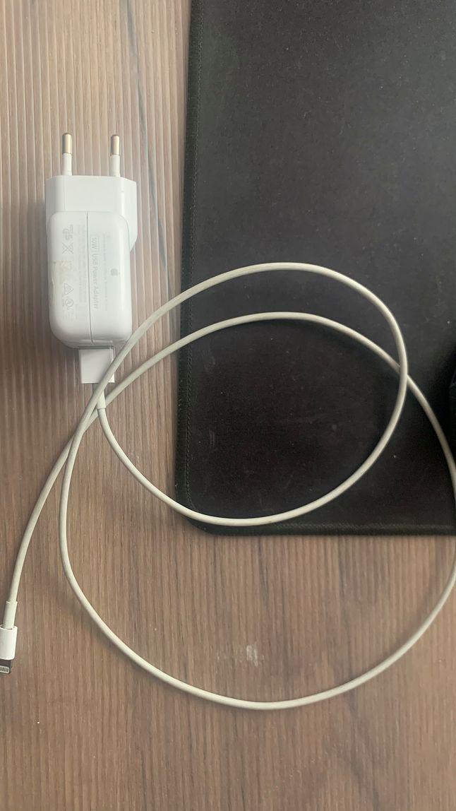 Oryginalna ładowarka i kabel - lubię to!