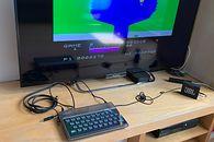 Superfo Harlequin 128 — jak zbudowałem klona ZX Spectrum 128K