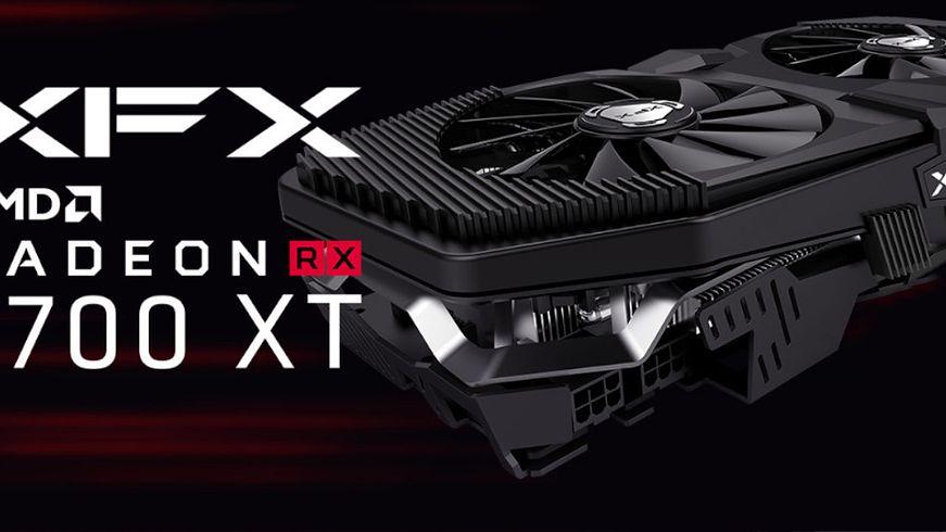 XFX Radeon 5700 XT RAW II (fot. XFX)