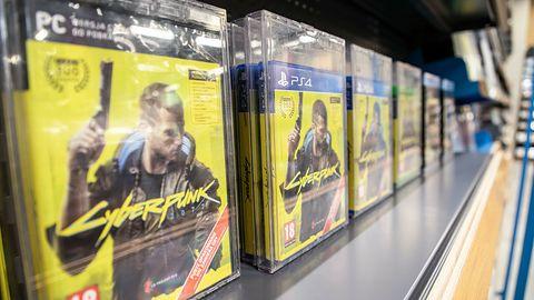 Cyberpunk 2077: Sony wycofuje grę z PlayStation Store. Zwraca pieniądze kupującym