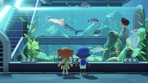 """""""Ryby są naszymi przyjaciółmi!"""" – PETA protestuje  w nowym Animal Crossing"""