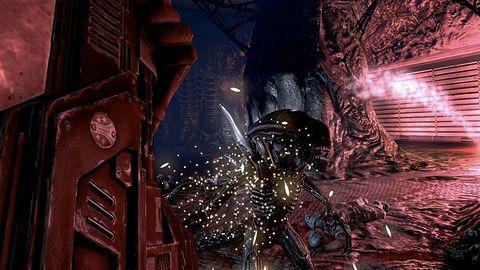 24 nowe obrazki z Aliens vs Predator