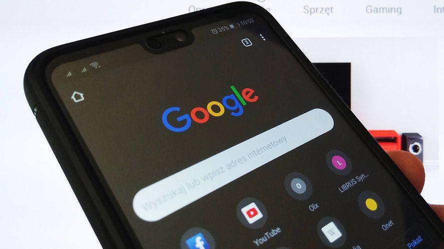 """W Google Chrome na Androidzie można wygodnie testować """"cichsze"""" powiadomienia, fot. Oskar Ziomek"""