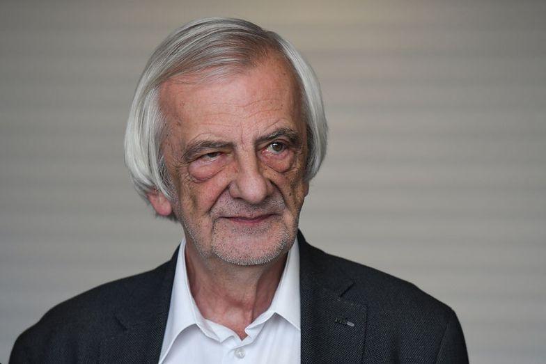 """Ryszard Terlecki do dziennikarki: """"Mamy wysłać na Białoruś czołgi?"""""""