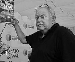 Janusz Majka nie żyje. Dziennikarz miał 64 lata