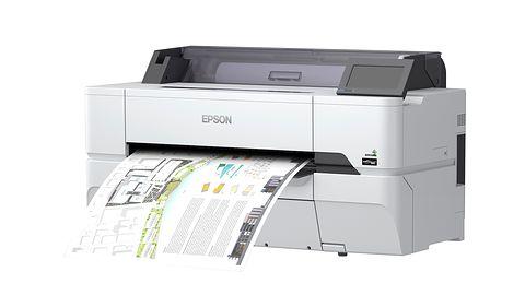 Nowe drukarki Epson SureColor T od teraz dostępne z 3-letnią gwarancją