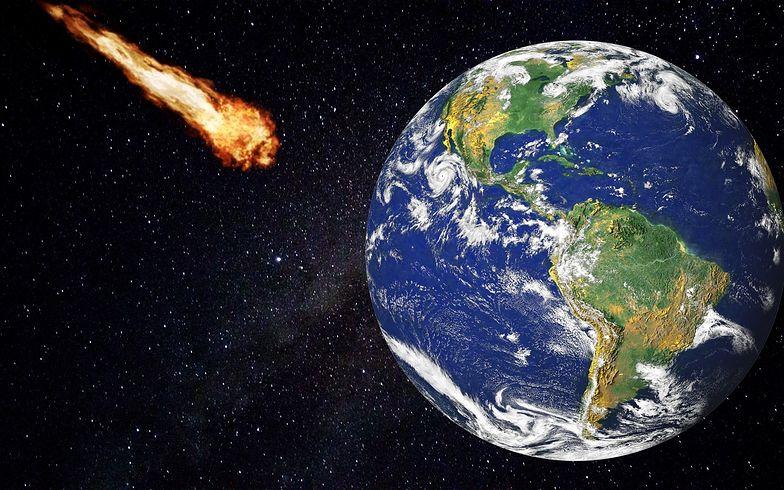 Finał w Boże Narodzenie. Asteroida ma rozmiary warszawskiego wieżowca