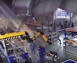 Runął dach fabryki koło Moskwy. Nie żyją 3 osoby