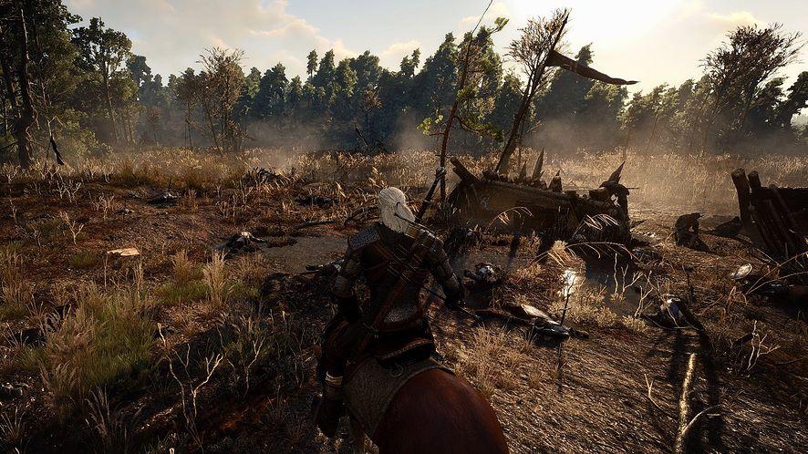Wiedźmin 3 na PS4 Pro – po patchu 1.51 jest ładniej, ale wciąż nie aż tak, jak na trailerach z 2014 roku