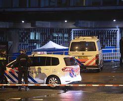 Amsterdam: strzelanina przed bankiem. Jedna osoba nie żyje, jedna jest ranna