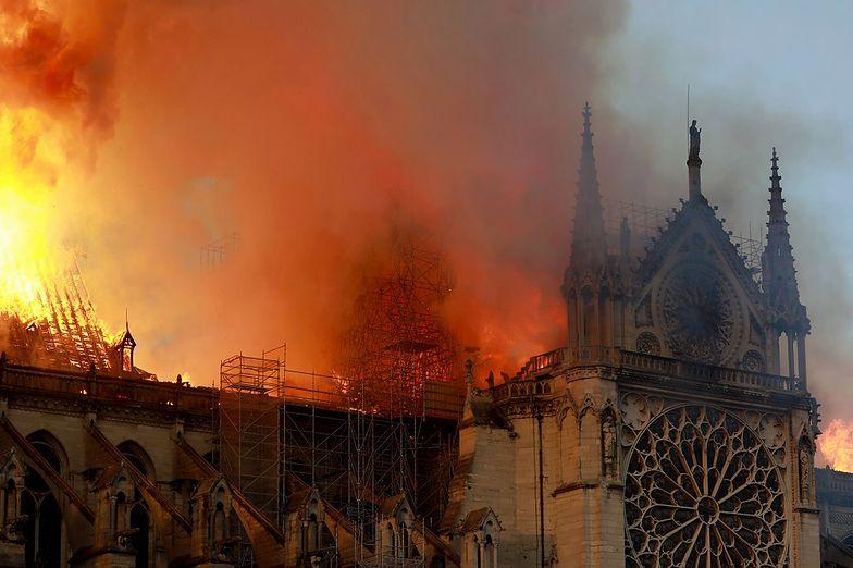 Pożar katedry Notre Dame. Ogłosili pierwsze wyniki śledztwa