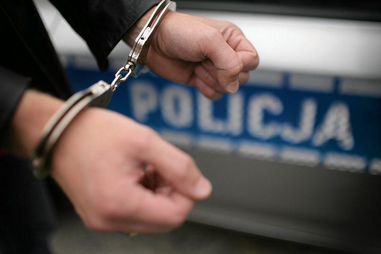 Poszukiwany został zatrzymany na przejściu granicznym