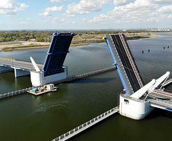 Największy most w kraju. Pokazali jak działa