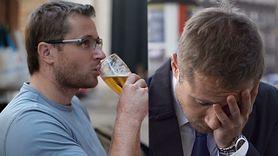 Alkohol powoduje demencję. Uszkadza mózg i przyśpiesza starzenie (WIDEO)