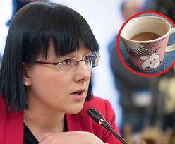 Kaja Godek wstawiła zdjęcie kubka. Sęk w tym, że o czymś nie wiedziała