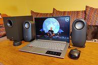 """Logitech Z407 - świetnej jakości głośniki komputerowe z łącznością bezprzewodową i """"po kablu"""" do 350zł!"""