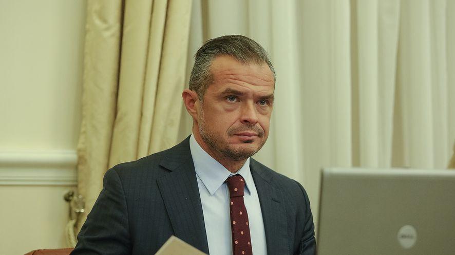 Sławomir Nowak, fot. Sergii Kharchenko/AFP/East News