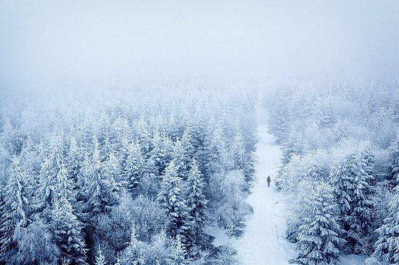 Zima 2021. Zjawisko, jakiego w Polsce nie było od 8 lat