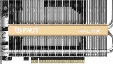 GeForce jak makiem zasiał: Palit wprowadza pasywnego GTX 1650 KalmX