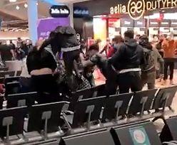 """Wielka Brytania. """"Masakra"""" na lotnisku. Polacy pokazali, co się działo"""