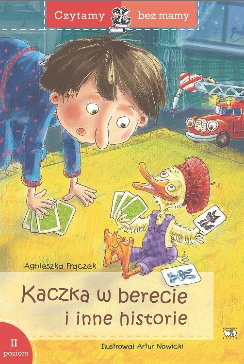"""""""Kaczka w berecie i inne historie"""""""